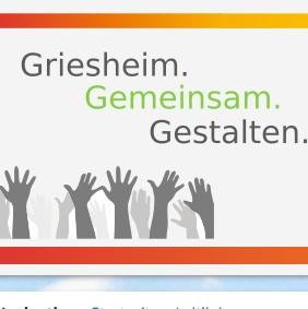 Um festzulegen, wie sich Bürger an lokalpolitischen Vorhaben in Griesheim beteiligen können, erarbeitet die Stadt so genannte Leitlinien für gute Bürgerbeteiligung.