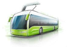 Die Offenbacher Verkehrs-Betriebe richten sich für die Zukunft aus und stellen die Busflotte auf elektrisch betriebene Fahrzeuge um.
