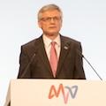 """MVV-Chef Georg Müller: """"Unsere Aktie ist und bleibt eine stabile und sich gut verzinsende Anlage."""""""