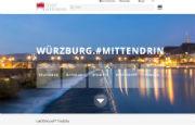 Würzburg hat sich einen neuen Internet-Auftritt verpasst.