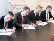 Stadt Düsseldorf und Wirtschaft starten Mobilitätspartnerschaft.