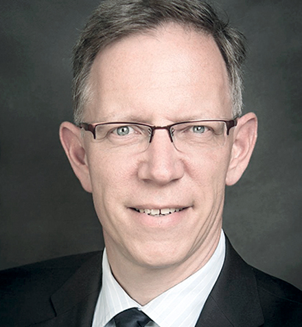 Manfred Ackermann, Geschäftsführer der Stadtwerke Emden