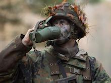 Bundeswehr sucht Mitarbeiter für den IT-Bereich.