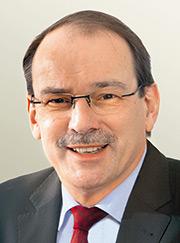 Thomas Gemke, Verbandsvorsteher der Südwestfalen-IT und Landrat des Märkischen Kreises