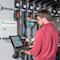 Im SmartEnergyLab des Fraunhofer ISE wurde die intelligente Betriebsführung auf Basis flexibler Tarife zunächst in einem Test-Aufbau erprobt.