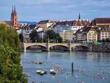 Basel ist auf dem Weg zur Smart City.