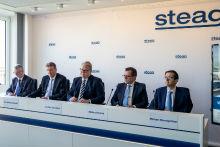 STEAG-Geschäftsführung legt positiven Jahresabschluss für 2017 vor.