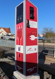 59 SMIGHT Powercharger werden nun im nördlichen Rhein-Main-Gebiet aufgestellt.
