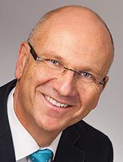 Uwe Brandl, Präsident des Deutschen Städte- und Gemeindebunds (DStGB) und Bürgermeister von Abensberg