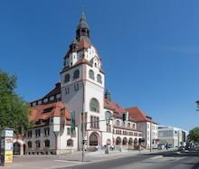 In die Kongresshalle am Zoo Leipzig lädt das Netzwerk Major Cities of Europe zur Jahreskonferenz ein.