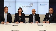 innogy und CyberGym Europe vereinbaren Gründung eines Trainingszentrums für Cybersicherheit.