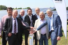 In Bottrop ist die Photovoltaikanlage Am Quellenbusch in Betrieb genommen worden.
