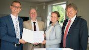 In Schleswig-Holstein wird E-Government gelehrt.