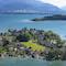 Inselgemeinde auf der Fraueninsel geht bald via Glasfaser online.
