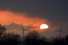 Dämmerung: Windkraftanlagen mit einer Leistung von insgesamt 16.000 Megawatt fallen von 2021 bis 2025 aus der EEG-Förderung.