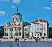 Potsdam setzt sich mit Open Data strategisch auseinander.