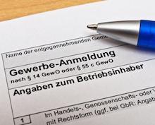 In Nordrhein-Westfalen können Gewerbe künftig auch elektronisch angemeldet werden.