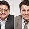 Die beiden cit-Geschäftsführer Klaus Wanner und Thilo Schuster