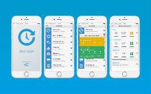 """Die App """"Mein StVA"""" des Rhein-Kreis Neuss soll den Service für jährlich 170.000 Kunden verbessern."""