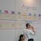Die Agenda des Barcamps U30, Auftaktveranstaltung des sechsten Zukunftskongresses Staat & Verwaltung, haben die Teilnehmer selbst gestaltet.