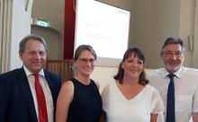 Stadt Potsdam sowie Städte- und Gemeindebund Brandenburg haben die brandenburgischen Bürgermeister, Amtsdirektoren und Oberbürgermeister über die neue digitale Plattform MaerkerPlus informiert.