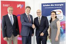 Die Fernwärme der Stadtwerke Merseburg soll mithilfe von MVV Umwelt Asset noch klimafreundlicher werden.