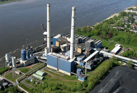 Heizkraftwerk Wedel: Laut BDO-Gutachten ist das Fernwärmegeschäft von Vattenfall in Hamburg 645 Millionen Euro wert.
