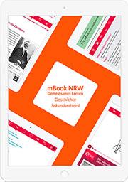 Nordrhein-Westfalen: mBook für den Geschichtsunterricht am Gymnasium zugelassen.