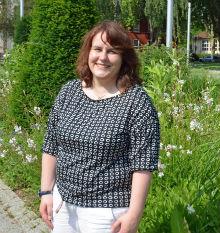 Franziska Stein, GIS-Managerin der Stadt Kehl