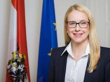 Österreichs Digitalisierungsministerin Margarete Schramböck: Die Digitalisierungsagentur ist ein wichtiger Schritt, um zum digitalen Vorreiter in Europa zu werden.