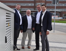 Bochum: Einzigartiges Energiekonzept für die Gewerbefläche MARK 51°7 vorgestellt.