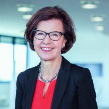 Marie-Luise Wolff, Vorstandsvorsitzende des Darmstädter Versorgers ENTEGA, ist neue BDEW-Präsidentin.