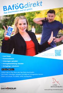 Brandenburg stellt App für BAföG-Anträge zur Verfügung.