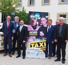 In Kooperation mit der Wirtschaft haben die Kreise Lichtenfels und Kulmbach ein neues E-Government-Projekt realisiert.