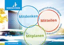 Die Stadt Monheim am Rhein will ihre Bürger vielseitig einbinden.