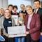App LEO des Gymnasiums St. Leonhard in Aachen beim DigiYou-Wettbewerb ausgezeichnet.
