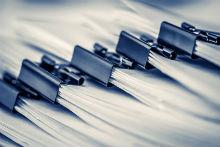 Als erste Behörde auf Bundesebene schafft das Bundeseisenbahnvermögen (BEV) die Papierakten ab.