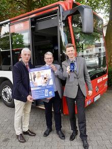Münsterland: Mobil unterwegs mit der neuen BuBiM-App.