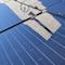 Die Stadt Stuttgart spart durch die Solaranlagen 590 Tonnen Kohlendioxid pro Jahr ein.