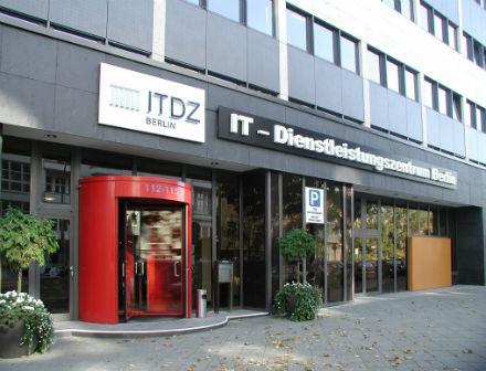 ITDZ Berlin vom BSI nach IT-Grundschutz zertifiziert.