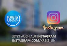 Kreis Unna hat einen Instagram-Kanal gestartet.