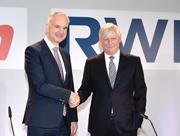 E.ON und RWE: Weitreichender Tausch der Geschäftsaktivitäten vereinbart.