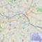Berlin: Mit wenigen Klicks lassen sich im Online-Energieatlas unter anderem die Elektroladesäulen (grüne Punkte) anzeigen.