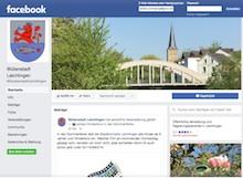 Stadt Leichlingen informiert jetzt auch auf Facebook.