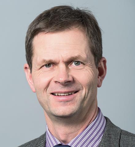 Horst Seide ist seit fünf Jahren Präsident des Fachverbands Biogas.
