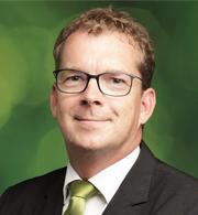 """""""Bei der Energiewende ist das Managen der Flexibilität eine große Herausforderung"""", findet Stadtwerke-Geschäftsführer Reiner Timmreck."""