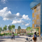 So soll das neue Quartier SolWo Königspark aussehen.