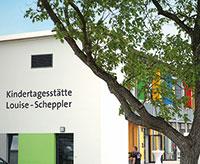 Kita Louise-Scheppler arbeitet mit Software von Anbieter Nolis.