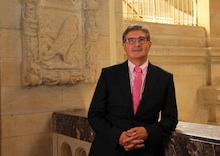 Thomas Popp, Amtschef der sächsischen Staatskanzlei, wurde zum Chief Information Officer für den Freistaat ernannt.