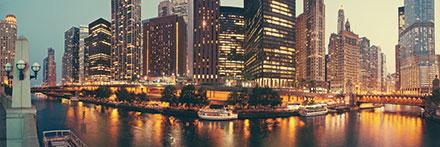 In Chicago werden Sensordaten in der Cloud analysiert.